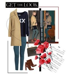 """""""Get The Look: Taylor Swift"""" by alwaysbelieve ❤ liked on Polyvore featuring Hudson Jeans, Prada, Topshop, Dolce&Gabbana, GetTheLook and taylorswift"""