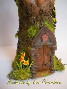 Mini Escenas, Miniaturas by Eva Perendreu: Árboles-Trees