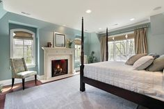 Are you ready to give your living space a fresh look? Use these design tips to guide you through your next design project. Interior Design New Orleans, Luxury Interior Design, Bedroom Wall Colors, Paint Colors For Living Room, Bedroom Ideas, Bedroom Decor, Best Paint Colors, Interior Paint Colors, Paint Colours