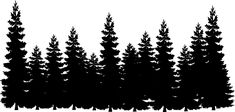 Up North Trees Clip Art at Clker.com - vector clip art online ...