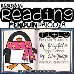 Students complete research on their waddling penguin friends!