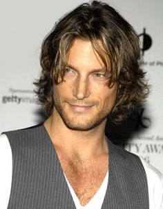 These Men Hairstyles. Coiffure Long Homme