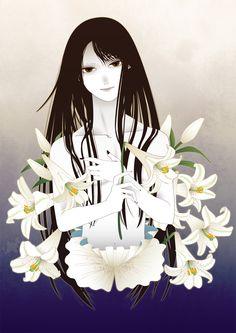 百合/a lily Anime, Cartoon Movies, Anime Music, Animation, Anime Shows
