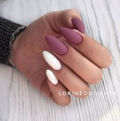 100 Pretty Winter Nail Design Ideas 2019 The best new nail polish colors and trends Winter Nail Designs, Cool Nail Designs, Art Designs, Winter Nails, Spring Nails, Red Nails, Hair And Nails, Blue Nail, Cute Nails