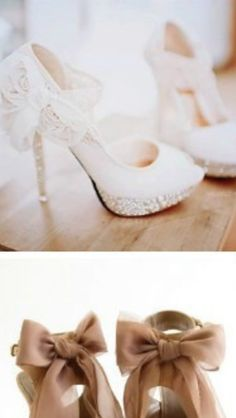 Wedding shoes - bottom pair is my fav. Color is stunning and elegant. #museevent #muse_event