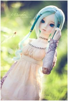 ff27716fba616 Ball jointed doll かわいい人形