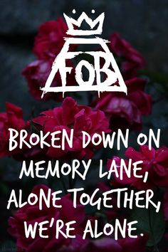 """""""Alone, together, we're alone.""""  Alone, together.  ALONE TOGETHER.  #youjustrealized"""