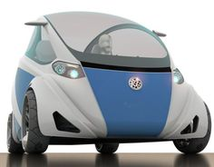 safeses eletric cars | Nano-engineered Bug electric car allows safe, sustainable and ...