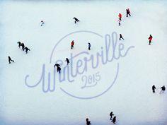 Patinoire de Winterville