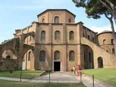 "The Basilica di San Vitale - ""The wonders of Ravenna"" by @Keith Savoie Savoie Jenkins"