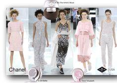 Grey, pink & brown Bio Sculpture, Pink Brown, Fashion Trends, Trendy Fashion