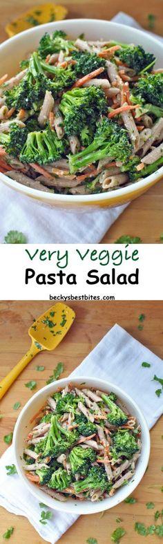 Very Veggie Pasta Sa