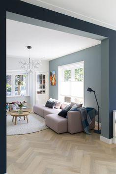 Living Room Green, Living Room Interior, Home Living Room, Living Room Designs, Living Room Decor, Living Spaces, Plywood Furniture, Furniture Design, Furniture Vintage