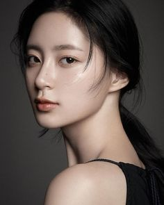 Beautiful Girl Image, Beautiful Asian Girls, Korean Beauty, Asian Beauty, Asian Short Hair, Korean Face, Cute Korean Girl, Real Model, Korean Aesthetic