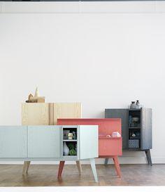 Art Direction: BOSS storage serie for Fogia.se  Photo by Mathias Nero #notedesignstudio