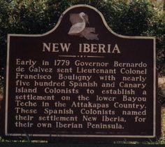 New Iberia, LA - July and Sept 2012
