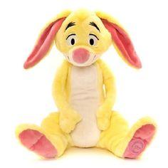 NEW Disney Rabbit Plush Toy Winnie the Pooh Stuffed Animals Bunny Doll Peluche Winnie The Pooh, Disney Winnie The Pooh, Disney Jr, Walt Disney, Rabbit Toys, Bunny Toys, Disney Baby Nurseries, Disney Babys, Disney Stuffed Animals