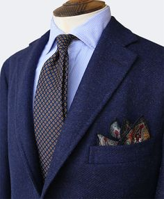 Five Ties You Should Own | Drake's