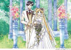Sailor Moon Wedding
