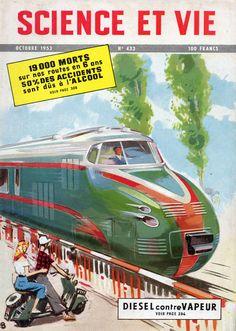 SCIENCE ET VIE - N. 433 Ottobre 1953