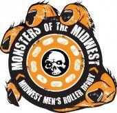 Midwest Mens Roller Derby Logo