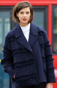 10 Life-Changing Haircuts: the swingy and always-modern bob