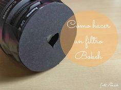 Pomelo ♡ DIY: Fotografía 2: cómo hacer tu propio filtro bokeh...Blogueras Motivadas.