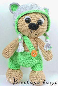 crochet bear #crochet   #amigurumi   #amigurumicrochet   #bear   #bearcrochet   #toy   #toys   #амигуруми   #игрушка