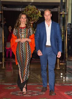 The Duke And Duchess Of Cambridge India And Bhutan Tour In Photos