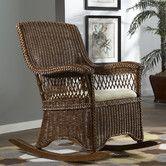 Found it at Wayfair - Wicker Rocking Chair
