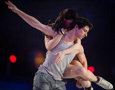 Tessa and Scott - Stay Virtue And Moir, Tessa Virtue Scott Moir, Ice Skating, Figure Skating, Scotty T, Love On Ice, Tessa And Scott, Edwardian Fashion, Olympics