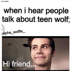 Dylan O'Brien The Wolf of a Teen