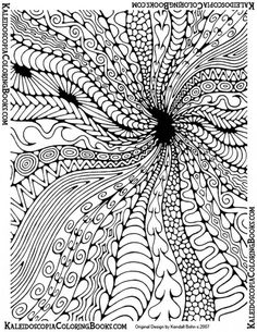 mandalas to color for adults - Google Search