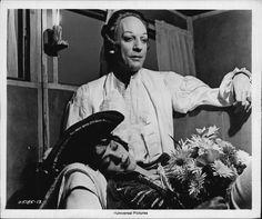Donald Sutherland and Tina Aumont in Fellini's Casanova directed by Federico Fellini, 1976