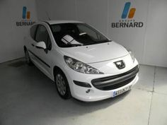 Peugeot 207 Ste 1.6 HDi CD Clim Cft 3p occasion // Voiture occasion Grenoble