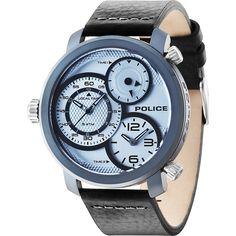 14500XSUY-04 Mens Police Watch - Watches2U