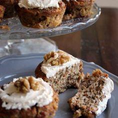 Low Carb No Sugar Carrot Cake Muffins – Sugar Free Londoner