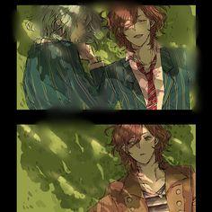 UtaPri - Kotobuki Reiji & Kisaragi Aine ((Why must you make me feel this way ;-; ))