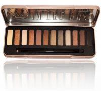 Trusa Profesionala cu 12 Farduri W7 Natural Nudes - In The Buff - Produse Cosmetice Online L'OREAL,REVLON,RIMMEL-Rujuri,Fonduri de ten,Farduri,Truse,Make-up Online