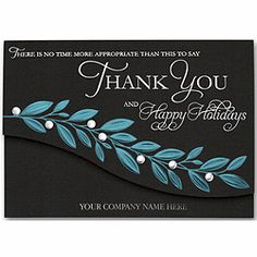 16 Best Thank You For Your Business Cards Images On Pinterest