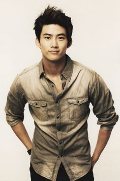 Taecyeon the Asian Channing Tatum
