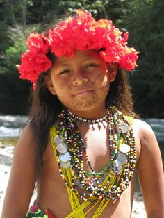 Indigenous Girl