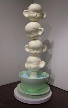 Yoshitomo Nara (Denver Art Museum, CO)
