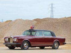 Princess Margaret's Rolls Royce