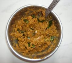 Preethi's Andhra Kitchen: Carrot Pachadi / Chutney. Tried this, tastes really good. Can decrease the coriander quantity.