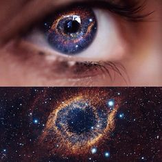Torian always said he say the universe when he looked into my eyes. I thought he was just being romantic
