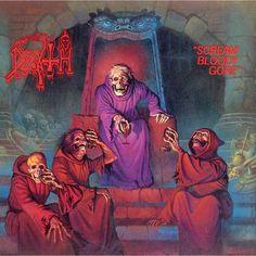 Death - Scream Bloody Gore (Vinyl)