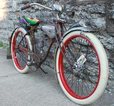 Tuco - rat bike