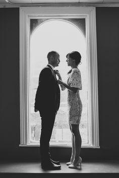 Real Weddings: Jodene and Matt's $8,000 At-Home Wedding