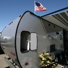 Purchasing a used travel trailer is less expensive than buying a new one.
